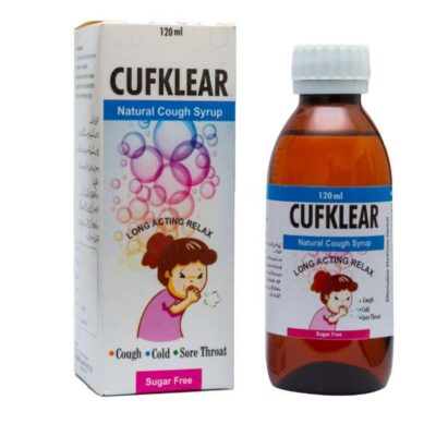 Cufklear-Syrup